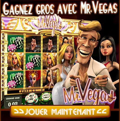 Assurez-vous d'activer les images pour découvrir Mr Vegas